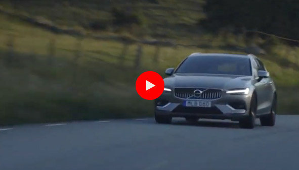 Volvo V60 safauto video