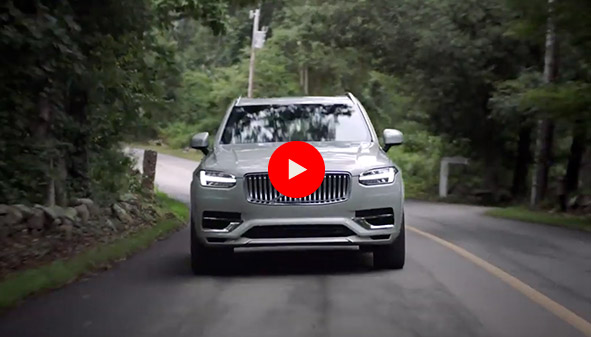 Volvo XC90 safauto video
