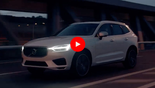 Volvo XC60 safauto video